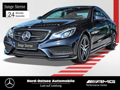 gebraucht Mercedes E500 Coupé