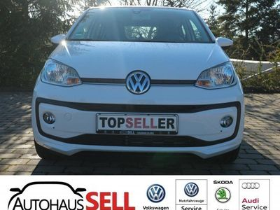 gebraucht VW up! move 1.0 l 44 kW (60 PS) 5-Gang Klimaanlage, 4