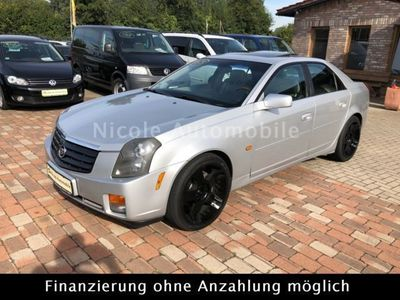gebraucht Cadillac CTS 3.2 V6+Gasanlage+20 Zoll+Top Optik+
