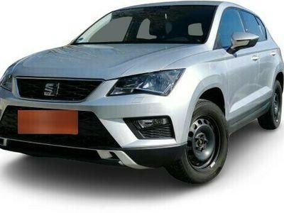gebraucht Seat Ateca AtecaStyle 1.0 TSI LED-hinten LED-Tagfahrlicht Tel.-Vorb. Multif.Lenkrad RDC Klimaautom