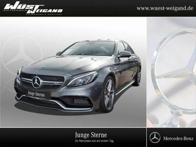 gebraucht Mercedes C63 AMG AMG S Navi+Pano.Dach+Leder+Memory