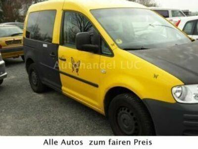 käytetty VW Caddy Kasten 2.0L 2 Schiebetüren