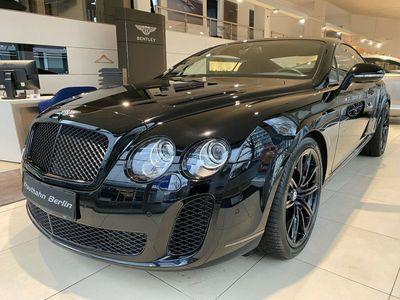 gebraucht Bentley Continental Supersports 1 Jahr Werksgarantie