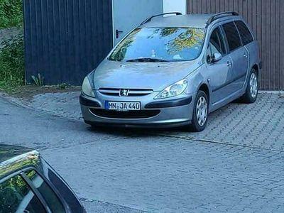 gebraucht Peugeot 307 HDi SW 90