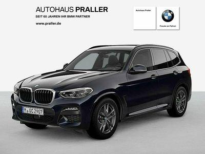 gebraucht BMW X3 xDrive20d M Sport Autom HeadUp AHK ACC Kamera 48V