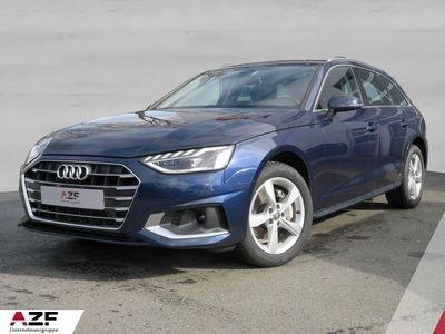 gebraucht Audi A4 Avant advanced 40 TDI 140(190) kW(PS) S
