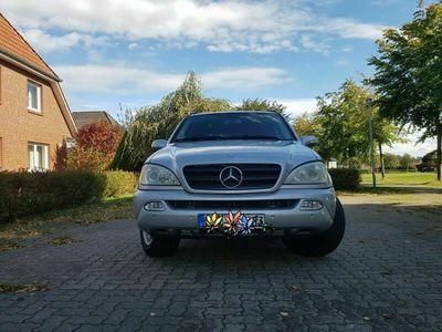 gebraucht Mercedes ML270 CDI als SUV/Geländewagen/Pickup in Visselhövede
