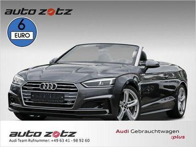 gebraucht Audi A5 Cabriolet sport 2.0 TFSI quattro 3x S Line