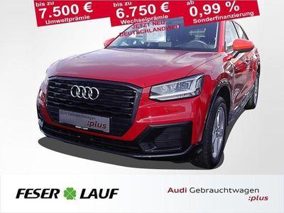 gebraucht Audi Q2 Sport 1.6 TDI 6-Gang