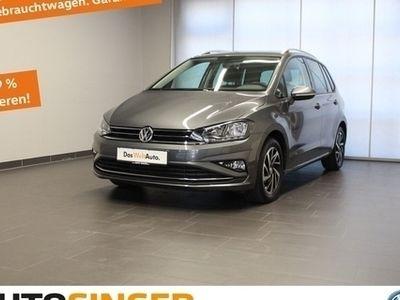 gebraucht VW Golf Sportsvan Join 1,5 TSI DSG *ACC*SHZ*PDC*NAV*