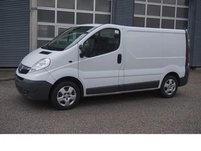 gebraucht Opel Vivaro 2.0 CDTI Kasten L1 H1 Klima Werkstatt