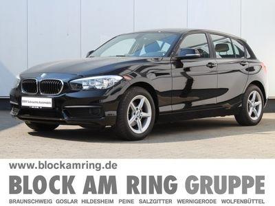 gebraucht BMW 116 i 5-TÃrer Bluetooth Navi Klima PDC el. Fenster
