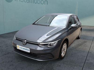 gebraucht VW Golf VIII Golf2.0 TDI DSG Life NaviLEDACC Klima