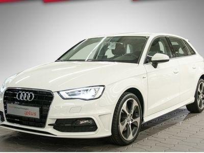 gebraucht Audi A3 Sportback 1.2 TFSI S line selection Xenon PDC