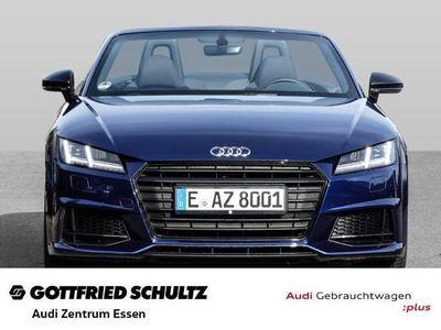 gebraucht Audi TT Roadster 1.8 TFSI S-tronic,LED-Scheinwerfer,Ein -