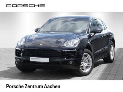 gebraucht Porsche Macan S Diesel, 18'',Luftfederung,Panorama,El. Anhängerkupplung