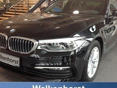 gebraucht BMW 530 e Business Paket Park-Assistent LED Navi Kurvenlicht Head Up Rückfahrkamera