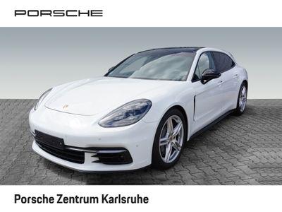 gebraucht Porsche Panamera Sport Turismo 4S 2.9 Sportabgasanlage