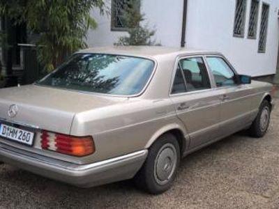 gebraucht Mercedes 260 SE W126 - TOP ZUSTAND -