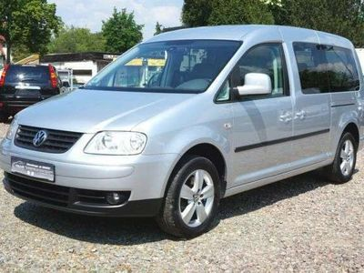 gebraucht VW Caddy Maxi Life 1.9 TDI DSG/7Sitze/Sitzh/PDC