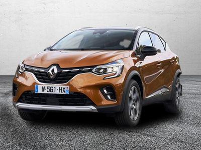 gebraucht Renault Captur Intens BLUE 1,5 dCi 115 EDC