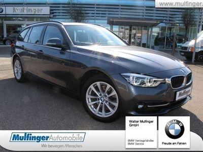 gebraucht BMW 330 dA.xDrive T.Sport-Aut.HUD P-Dach HiFi DrivAss