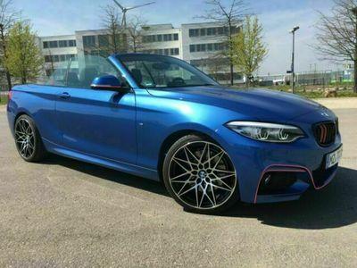 gebraucht BMW 225 2er Cabrio Sport-Aut. M Sport