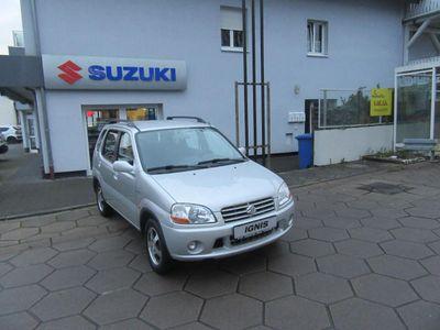 brugt Suzuki Ignis Comfort Special Klima,AHK,Alufelgen,NSW,ABS,ZV,