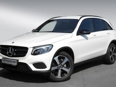 gebraucht Mercedes GLC250 4M AMG/NAVI/KAMERA/NIGHT/AHK/SPURPAKET
