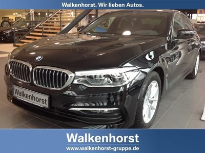 gebraucht BMW 530 e Leasingrate ab 599 € Park-Assistent LED Navi Kurvenlicht Head Up Rückfahrkamera