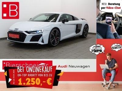 gebraucht Audi R8 Coupé V10 quattro S tronic performance exclusive Keramik Laser B&O DAB Volleder 20
