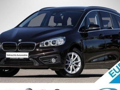 käytetty BMW 216 Gran Tourer d Advantage LED PARK-ASSIST NAVI -