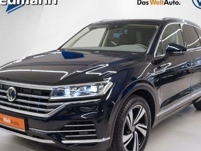 gebraucht VW Touareg 3.0 V6 TDI #4M #DSG #EU6 #LED #Luftfahrw.