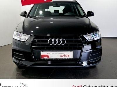 gebraucht Audi Q3 2.0 TDI basis ultra Euro 6, Connectivity-Paket, (X