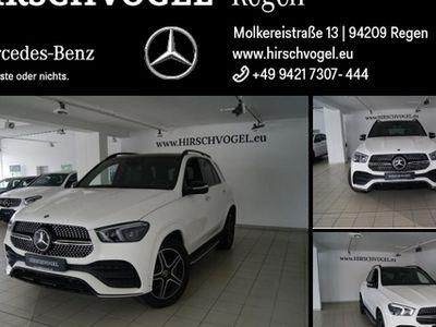 gebraucht Mercedes GLE450 AMG 4M AMG-Line+AIRMATIC+DISTRONIC+Pano+AHK