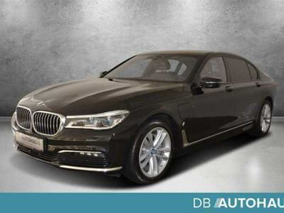 gebraucht BMW 740 Le xDrive iPerformance Steptropnic Executive