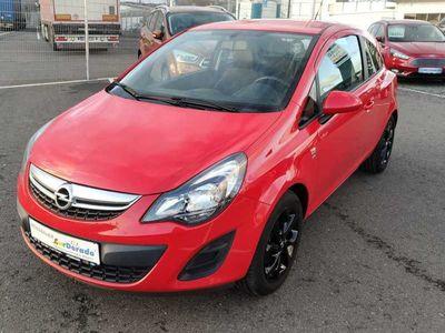 gebraucht Opel Corsa 1.4 16V Energy, Klima, schwarze Alus, Gebrauchtwagen bei Alois Mössbauer GmbH