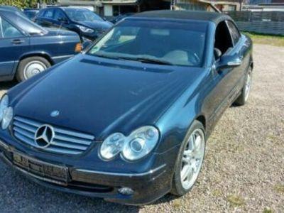 gebraucht Mercedes CLK200 CLK 200KOMPRESSOR ELEGANCE