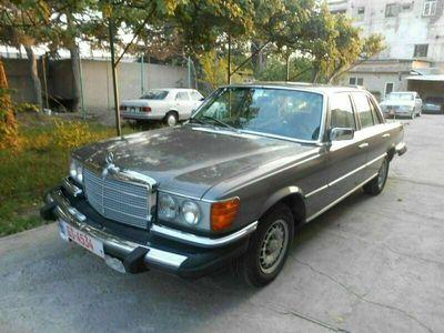 gebraucht Mercedes 300 Mercedes Benz W116Turbodiesel