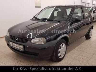 gebraucht Opel Corsa B Edition 100 Cool*KLIMA*ALU*ZV*el.FH*2.Ha
