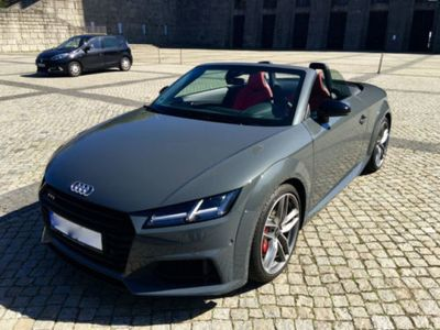 verkauft audi tt roadster s 2000km gebraucht 2015 km in wilmersdorf. Black Bedroom Furniture Sets. Home Design Ideas