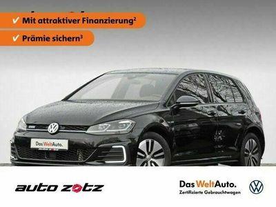gebraucht VW Golf VII GTE 1.4 TSI Plug-In Hybrid LED