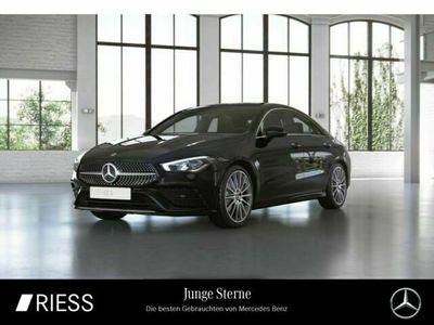 gebraucht Mercedes CLA200 Cp AMG Sport Navi LED Pano Kamera Ambiente