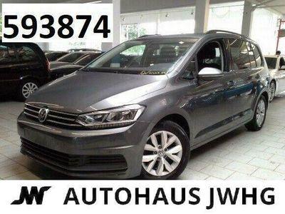gebraucht VW Touran Comfortline BMT 7-SITZE NAVI LED DISTANZ+