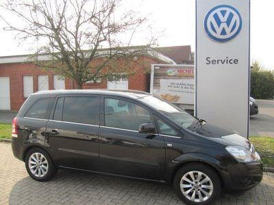 gebraucht Opel Zafira B 1.6, VAN, FAMILY PLUS ECOFLEX