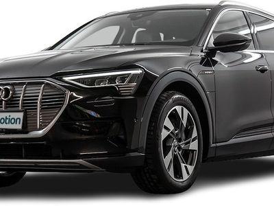 gebraucht Audi E-Tron eTronadvanced 55 quattro. Leder