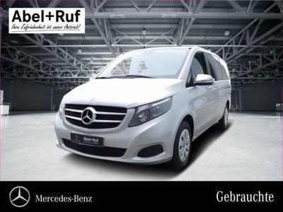 gebraucht Mercedes V220 d Lang, 7G, Rückfahrkamera, Tempomat