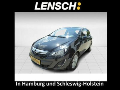 used Opel Corsa D 3T 1.4 Active*Schiebedach*Sitzheizung*