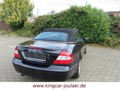 gebraucht Mercedes CLK200 Kompreso*Cabrio*AUTOMATIK*LEDER*NAVI*PDC