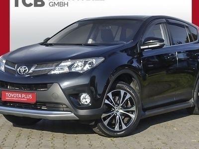 gebraucht Toyota RAV4 2,0-l- 4x4 Edition *KAMERA*ALLWETTER